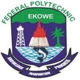 Federal Poly Ekowe Schoolfees Schedule 2018/19