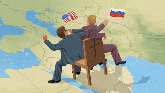 Mideast Christians See Russia, Not the US - As Defender of Their Faith
