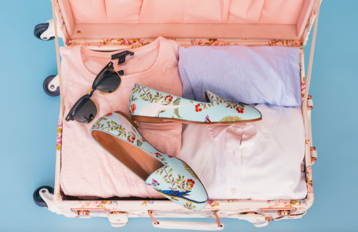 Fashion Packing Essentials You Can't Forgot
