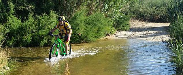 Ciclismo MTB Aranjuez BTT