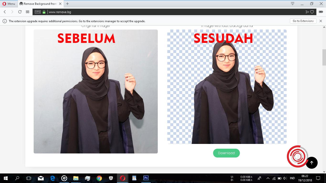 Cara Menghapus Background Foto Dengan Mudah Secara Online Tanpa Aplikasi Kepoindonesia