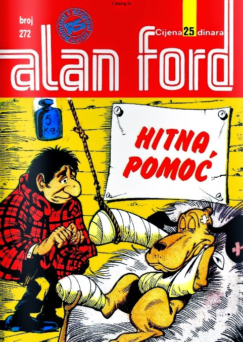 Hitna pomoc - Alan Ford