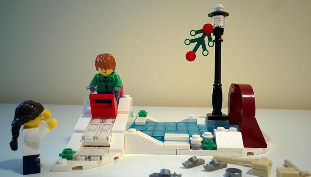 LEGO set 40107