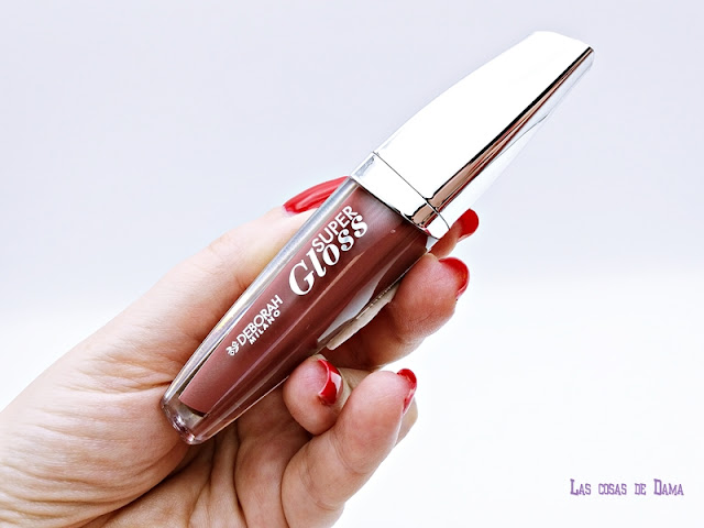 Super Gloss de Deborah Milano maquillaje makeup beauty labios belleza
