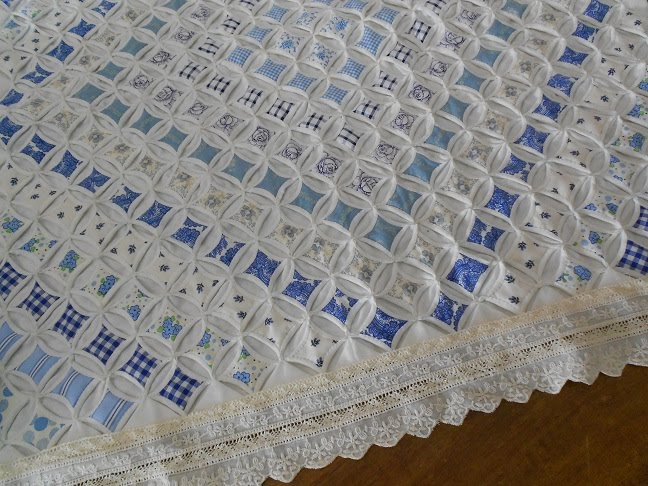 Workshop Ramen Lappen bij Quilt-it & Dotty op 7 oktober