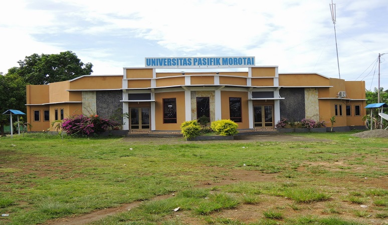 PENERIMAAN MAHASISWA BARU (UNIPAS) 2018-2019 UNIVERSITAS PASIFIK MOROTAI