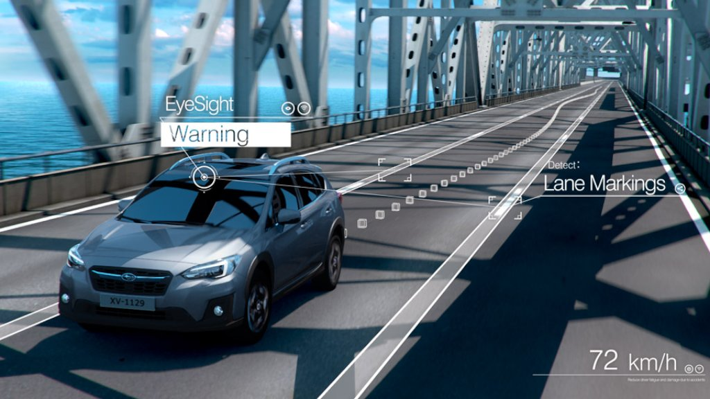 An Eye on EyeSight: A Primer on Subaru's Advanced Driver