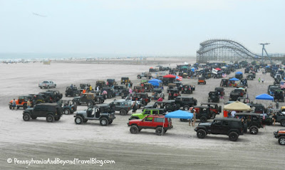 3rd Annual New Jersey JEEP Invasion in Wildwood