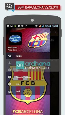 Preview BBM FC Barcelona V2.12.0.11