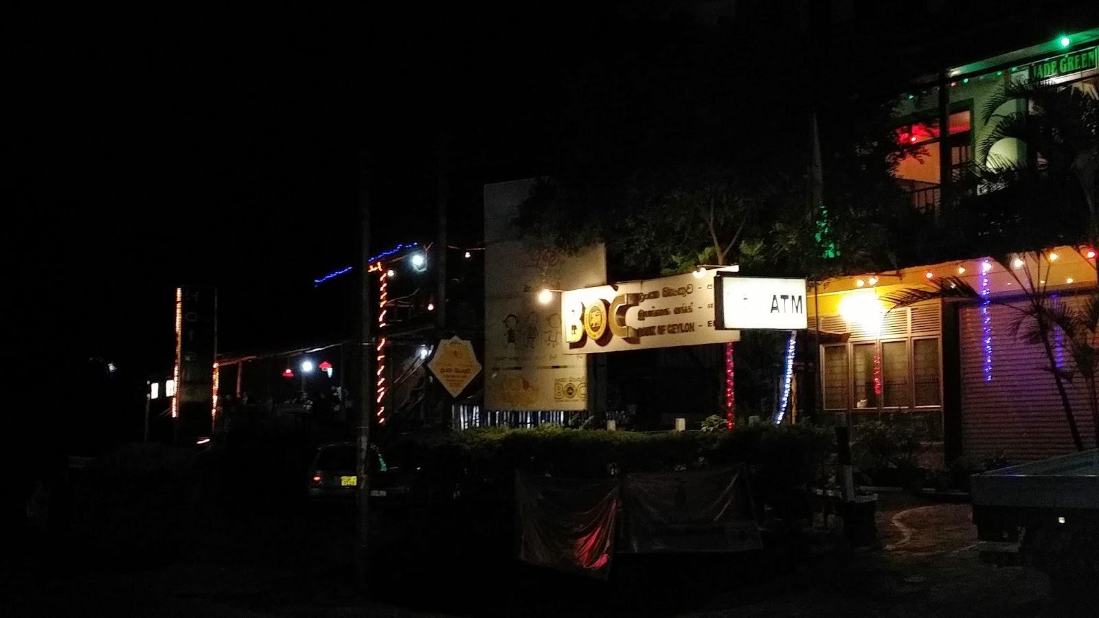 Restaurantes de Ella (Sri Lanka)
