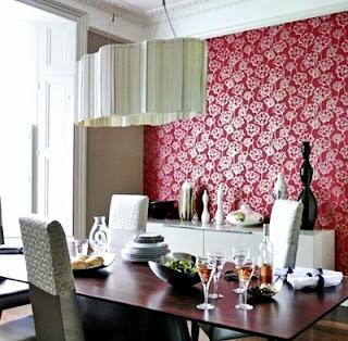 Kumpulan Desain Contoh Gambar Wallpaper Dinding Rumah Minimalis untuk Dapur