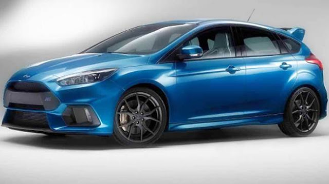 2018 Ford Focus RS Redesign