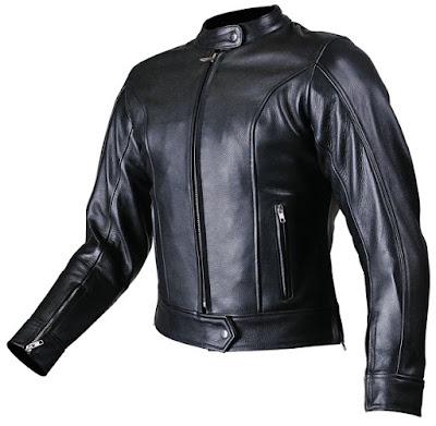 Gambar Jacket Kulit Motor Sport