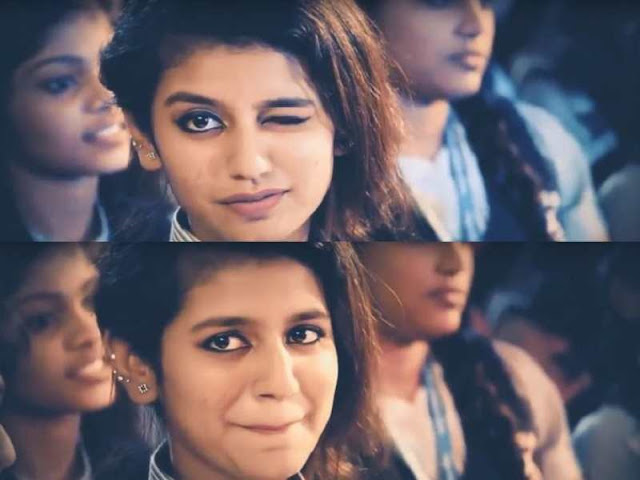 priya prakash varrier memes for Valentines Day
