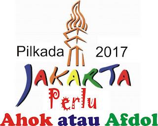 Polling Jakarta Perlu Ahok atau Afdoli