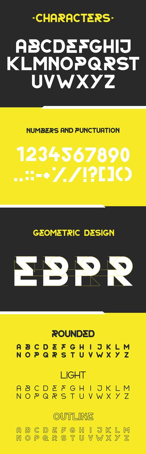 Font Commercial Gratis Terbaru Untuk Desainer Grafis - Order Free Font