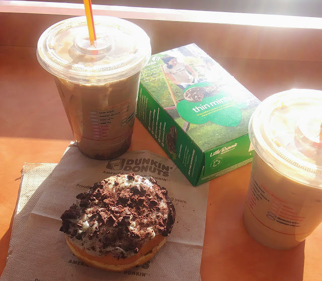 Dunkin' Donuts + Girl Scouts