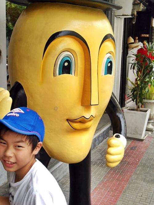 サイアムにあるMANGO TANGOに行ってみました