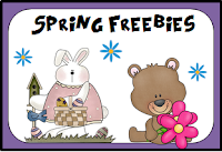 Spring Freebies