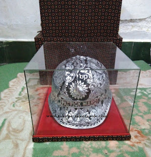 hat hard safetty, helm pertambangan