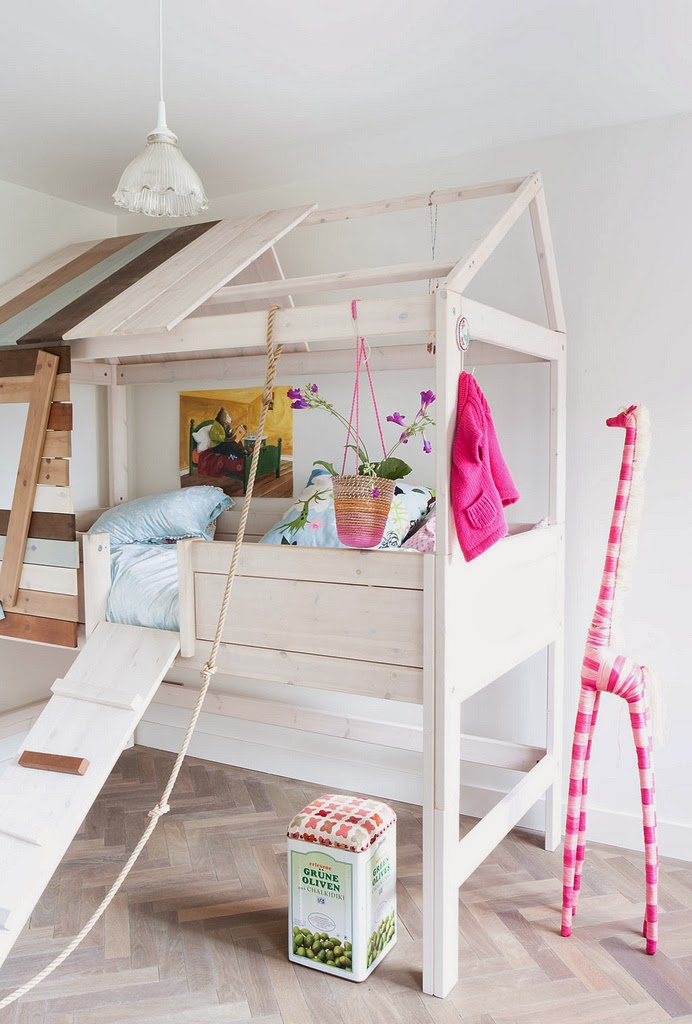 The Boo And The Boy Treehouse Beds