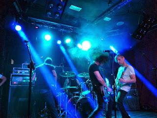 grupo rock Vacio