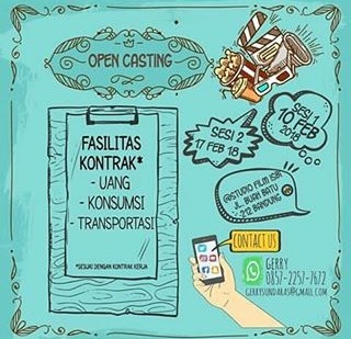 Bandung casting production - Home | Facebook