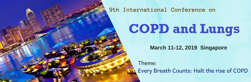 9<sup>th</sup> International Conference on Chronic Obstructive Pulmonary Disease