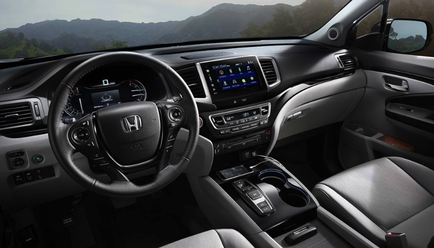 2016 Honda Pilot Review And Review Car And Driver Review