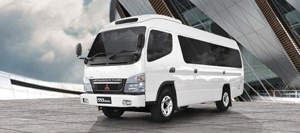 mitsubishi colt diesel super capacity fe 71 lbc terbaru long bus chassis