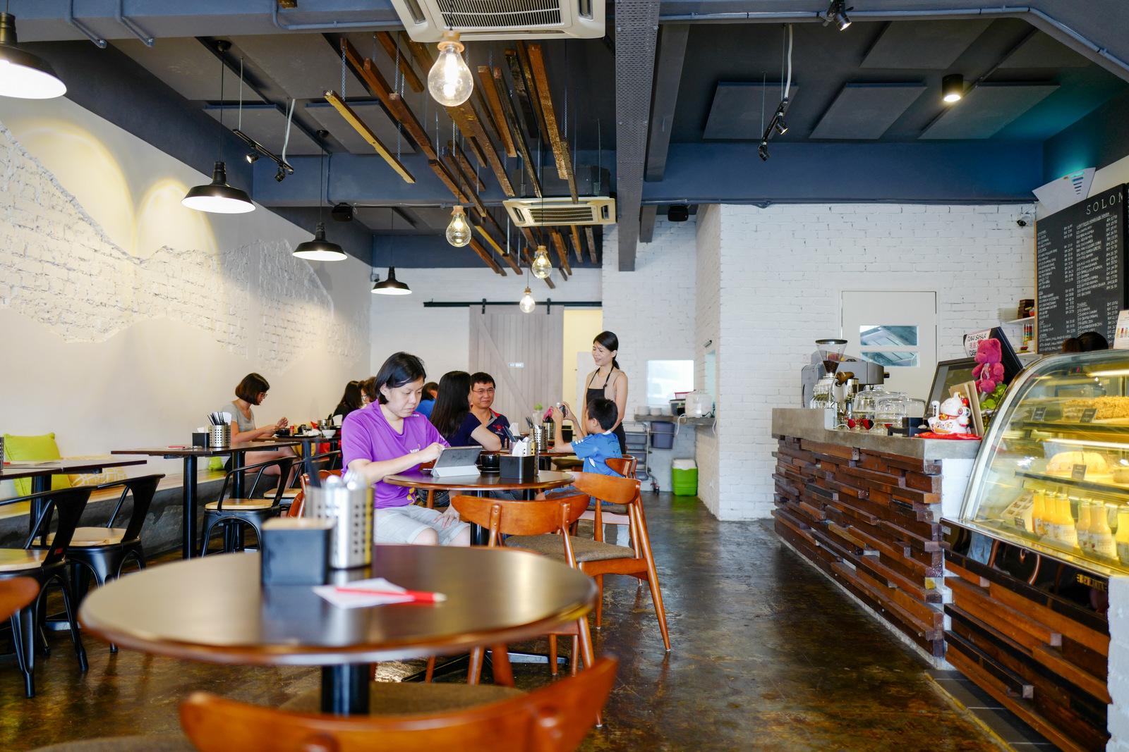 SoloMen Cafe @ SS2, Petaling Jaya