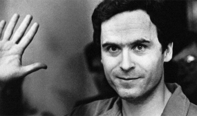 asesinos en serie Ted Bundy