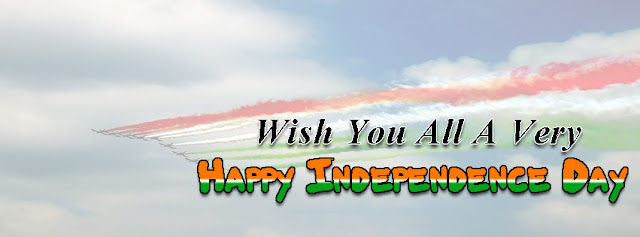 Wishing You a Happy Independence Day 2015