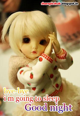 Cute Doll Wallpaper For Whatsapp Cute Doll Good Night Wishes Pics For Facebook Cute Good