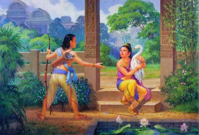 Đạo Phật Nguyên Thủy - Đường Xưa Mây Trắng - Chương 04: Chim thiên nga trúng tên