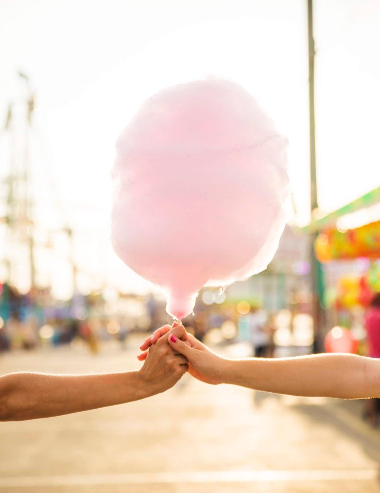 Algodão doce - saco | Troll - Soluções para eventos