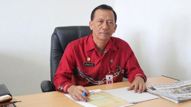 Kepala Biro Humas dan Protokol Setda Prov Kalsel, Kurnadiansyah,S.Sos