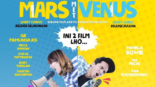 Mars met Venus Part. Cewe (2017) Movie Indonesia