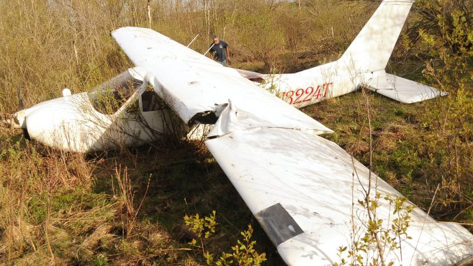 Kathryn's Report: Cessna 177 Cardinal, N3224T: Accident