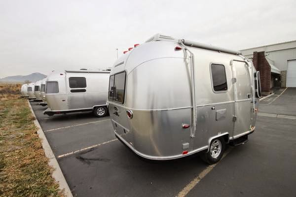 Used Pickup Campers >> Used RVs Small RV Trailer 2015 Airstream Sport 16' For Sale by Owner