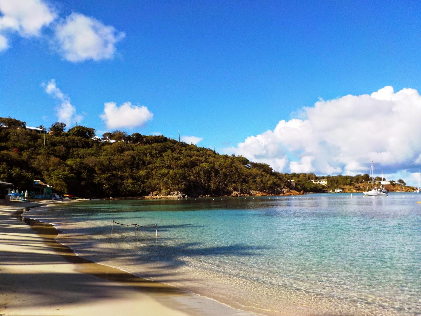 Honeymoon Island Us Virgin Islands