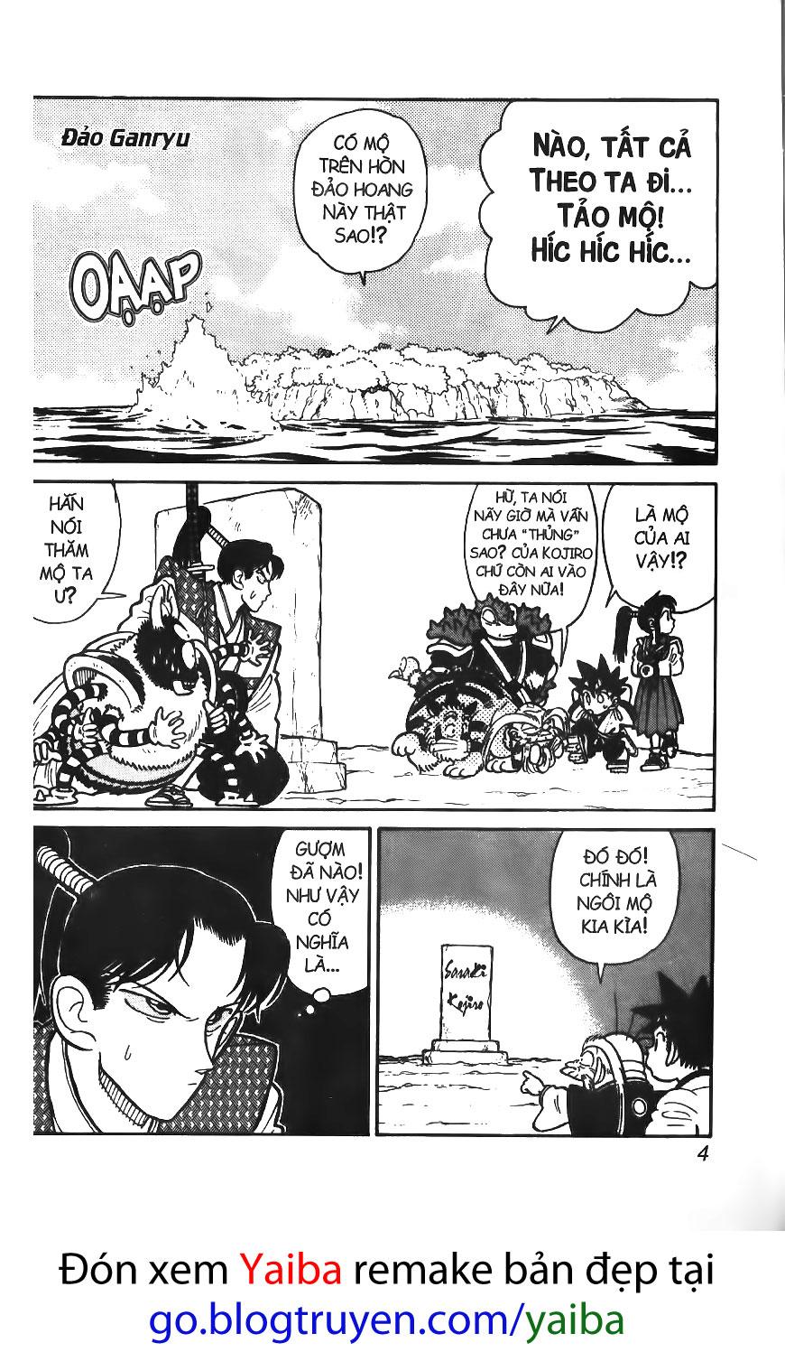 Yaiba chap 40 trang 3