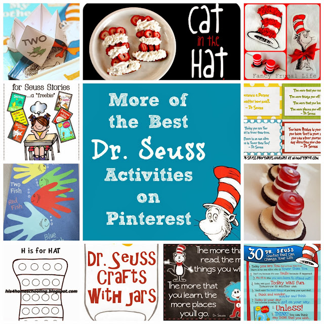 http://bestlifemistake.blogspot.com/2014/02/more-dr-seuss-activities.html