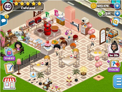 Cafeland World Kitchen 1.9.1 MOD APK