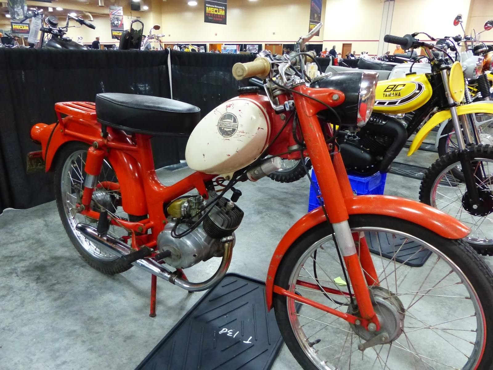 OldMotoDude: 1966 Harley