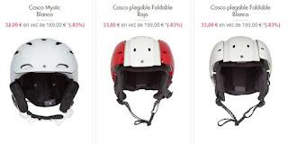 cascos de esquiar carrera 2