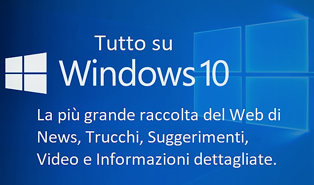 Tutto-su-Windows-10