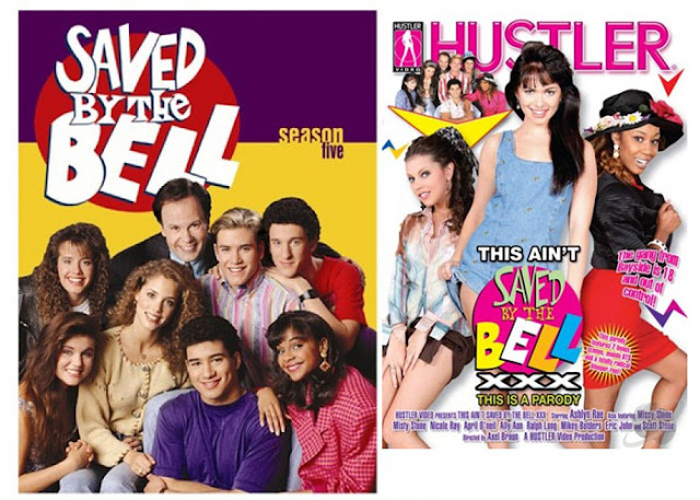 Saved by the bell xxx