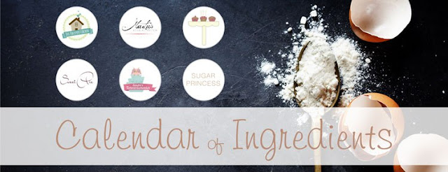 Banner des Calendar of Ingredients