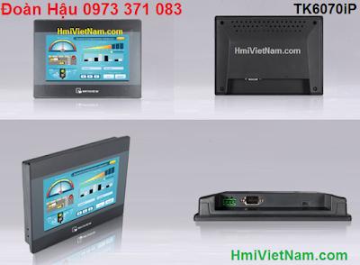 HMI TK6070iP WeinView